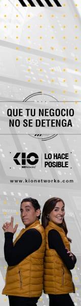 Anuncio KIO networks